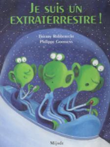 Je suis un extraterrestre