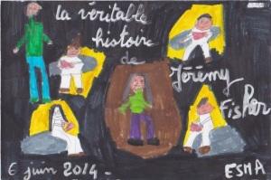 La véritable histoire de Jérémy Fisher : représentation au théâtre de la Croix-Rousse