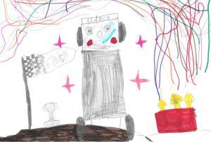 Le robot de Tamerlan