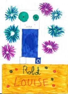 Le Robot de Louison et Romela