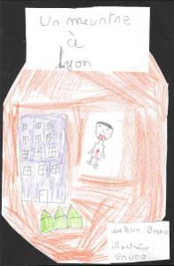 Un meurtre à Lyon, par Bruno